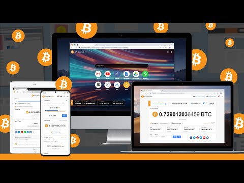 CryptoTab Browser - The best way to earn bitcoins daily!