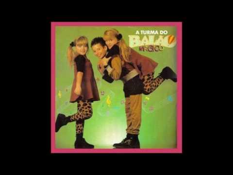 A Turma Do Balão Mágico (1990) - Disco Completo