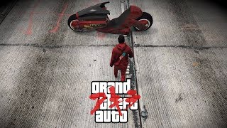 A remake of the opening of Akira using Grand Theft Auto V mods. Cer...