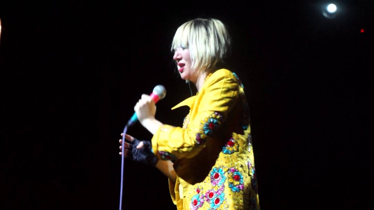 Wedding Song - Yeah Yeah Yeahs - Webster Hall - 4/7/13 ...