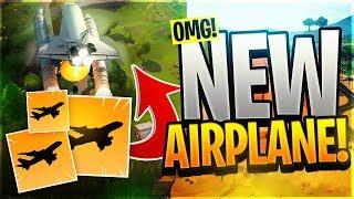 aircraft in Fortnite - Fortnite news