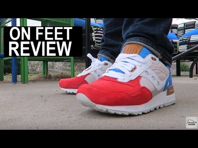 the best attitude f77b6 f951a Saucony Originals Shadow 5000 x Sneakers76 The Legend of God Taras Sneaker  Review