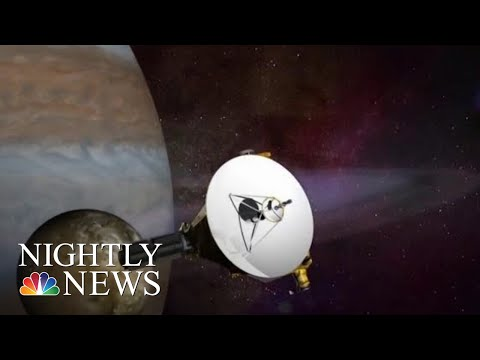 2019 Kick Off: New Horizons Flyby In What Could Be Big Year For Space Exploration   NBC Nightly News