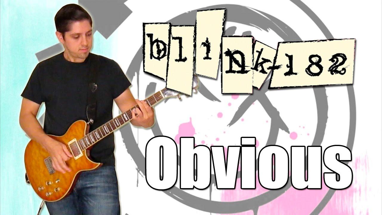 Blink-182 - Obvious (Instrumental) - YouTube