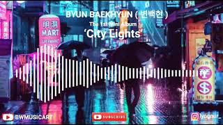 Baixar BAEKHYUN (백현)The 1st Mini Album 'City Lights' (version spectrum)