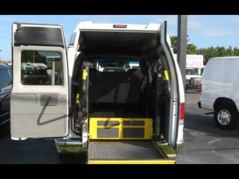 2008 Ford E-Series Van E-350 SD XLT For Sale In FORT MYERS, FL