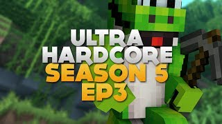 """TIME FOR ACTION!"" - MC UHC (Ultra Hardcore) Season 5 [EP3]"