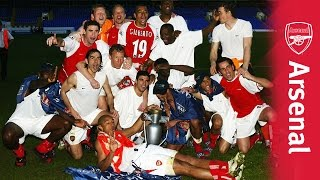 Arsenal win the league at White Hart Lane!