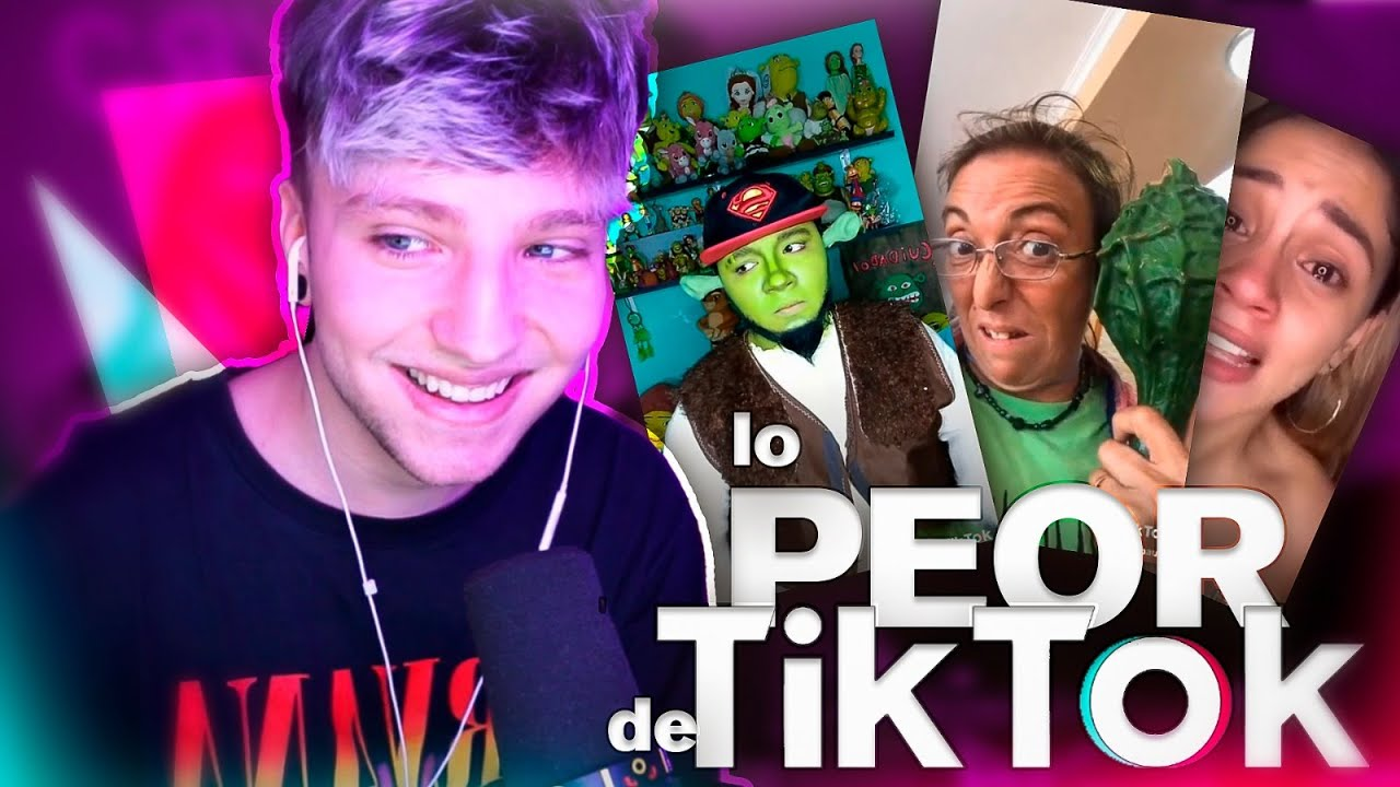 LO PEOR DE TIK TOK (ME HAGO TIK TOKER)