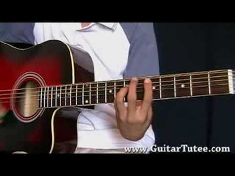 Addicted (of Simple Plan, by www.GuitarTutee.com)