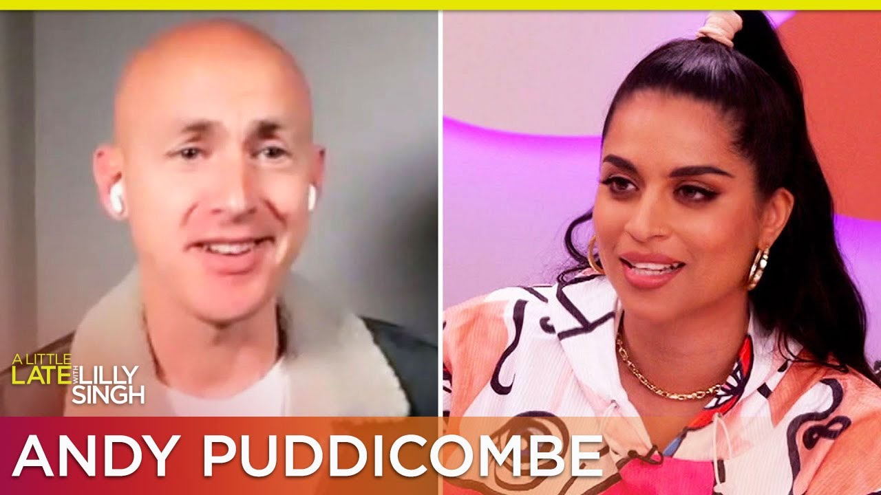 Andy Puddicombe Explains How to Set Your Phone Up for Mindfulness