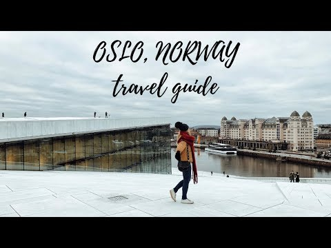WINTER WEEKEND IN OSLO, NORWAY | travel vlog