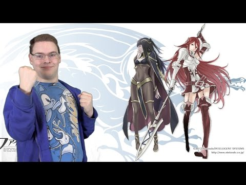 My Top Ten Fire Emblem Awakening Characters