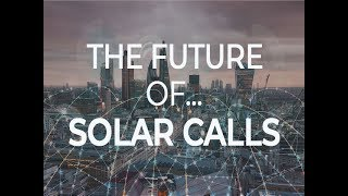 The Future Of... Solar Cells