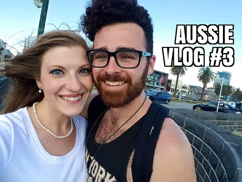 Adventures in Australia - Vlog #3 (Water Sports & Melbourne)