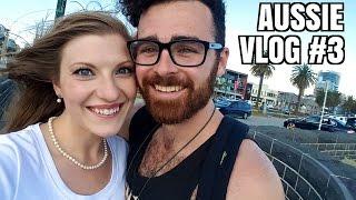 Adventures in Australia - Vlog #3 (Water Sports & Melbourne)