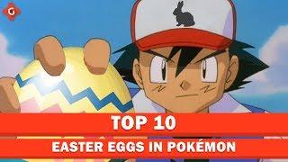 Easter Eggs in Pokémon   Top 10