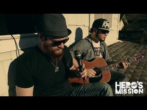 I Don't Want To Love Somebody Else Cover - Hero's Last Mission  Some finger Picking on the Acoustic!