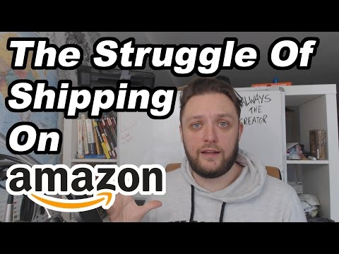 The Struggle With Shipping on Amazon In The UK For Ecommerce Sellers - Manc Entrepreneur Episode 52