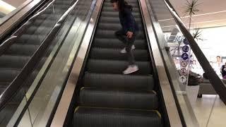 Shuffle Dance stairshuffle