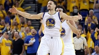 Klay Thompson Drains 7 Three-Pointers in Game 5 Win