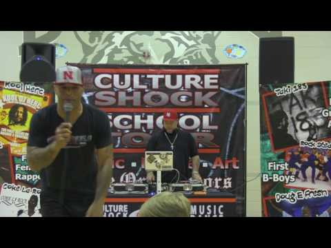 Culture Shock School Tour - Dundee Elementary, April 21, 2017