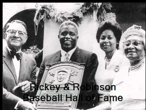 Integration of Baseball - FOR EDUCATIONAL PURPOSES...