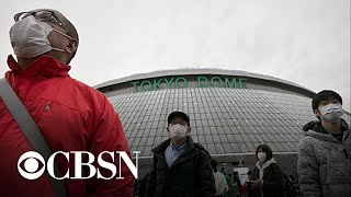 As coronavirus spreads, U.S.-Korean military exercises are suspended and Japanese schools close