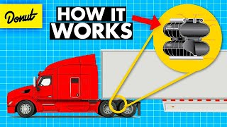 How A Big Rig Works - The Peterbilt 579 UltraLoft