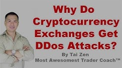 Crypto Investing #9 - Why Do Cryptocurrency Exchanges Get DDos Attacks? - By Tai Zen & Leon Fu