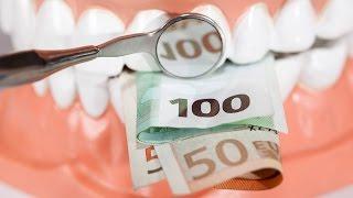 Zahnersatz: Rezepte gegen hohe Rechnungen