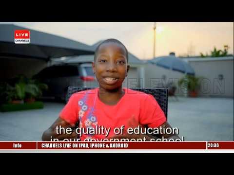 Education:  Ezekwesili, Durotoye, Moghalu Answer Emmanuella's Question