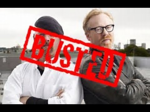 Mythbusters Busted water for fuel