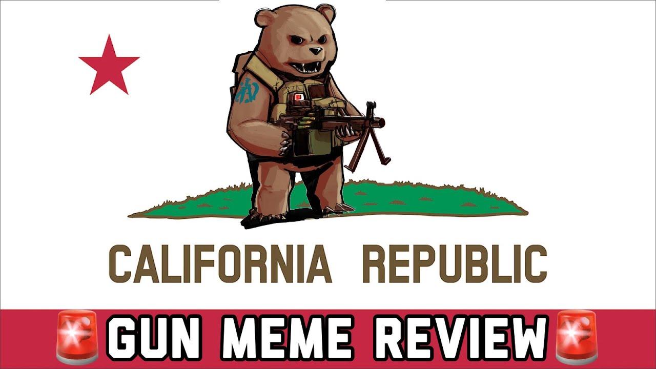 CALIFORNIA UNBANS COOL GUNS?!?!
