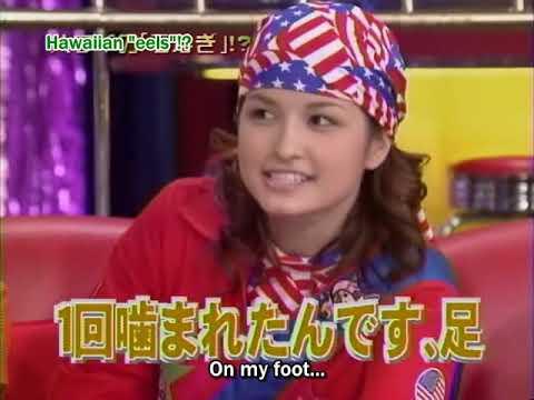 Live   FUN   Mini Moni, Goto Maki, Matsuura Aya 2001 09 14 subtitledHPS