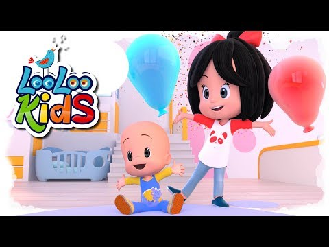 Cantec nou: Happy Birthday - Birthday Song for Children by Cleo & Cuquin | LooLoo Kids