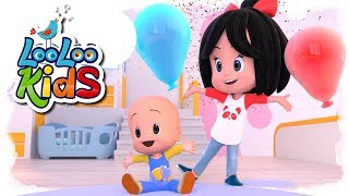 Happy Birthday - Birthday Song for Children | LooLoo Kids