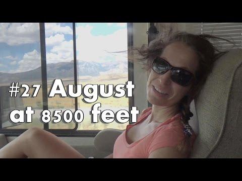 #27 August at 8500 feet ~ Coast to Coast (SV Sundowner)