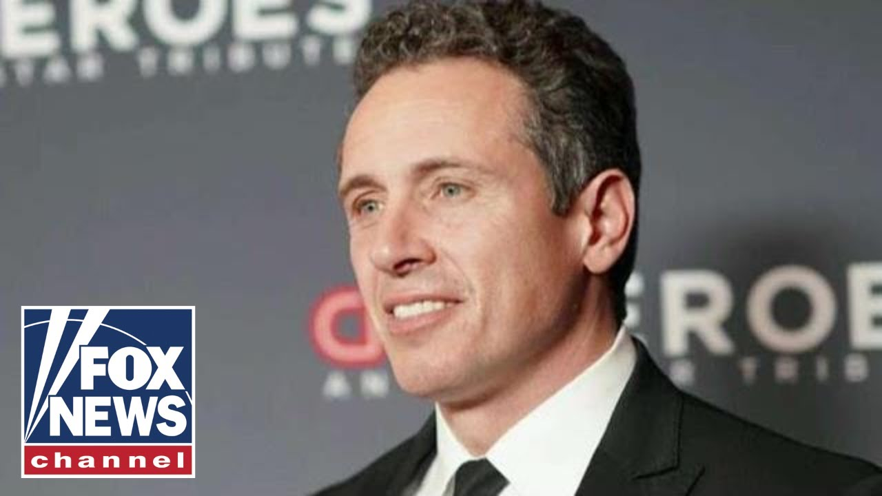 'The Five' reacts to CNN anchor Chris Cuomo's viral dispute