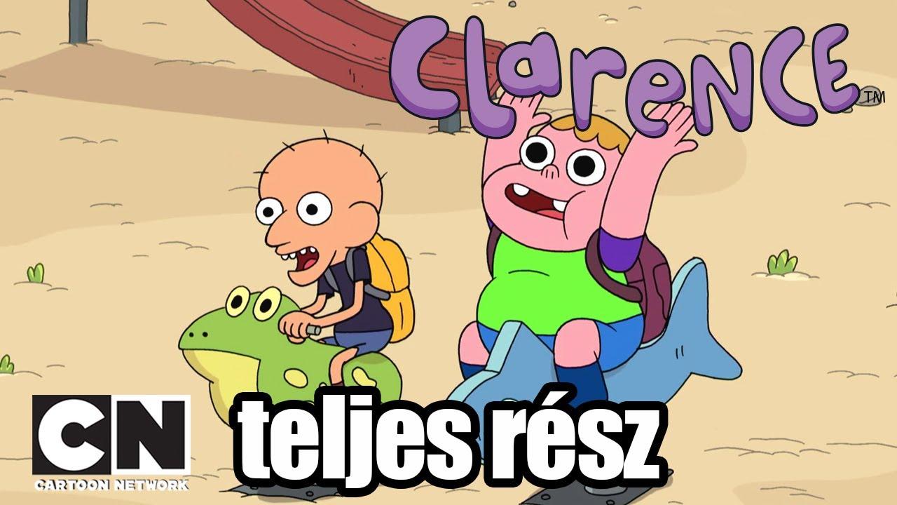 Clarence | Felfüggesztve (teljes rész) | Cartoon Network