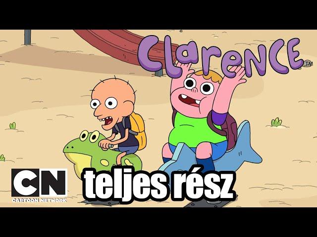 Clarence | Felfüggesztve (teljes rész) | Cartoon Network - Cartoon Network Magyarország