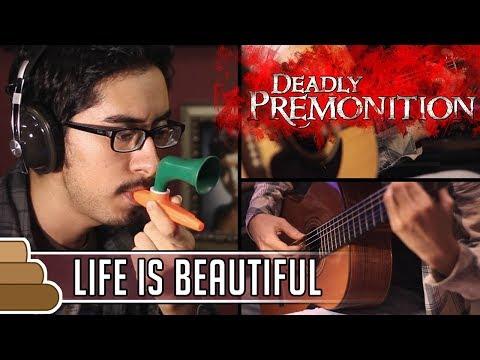 Kinugasa, Kobayashi, & Mizutani - Life Is Beautiful [Deadly Premonition]