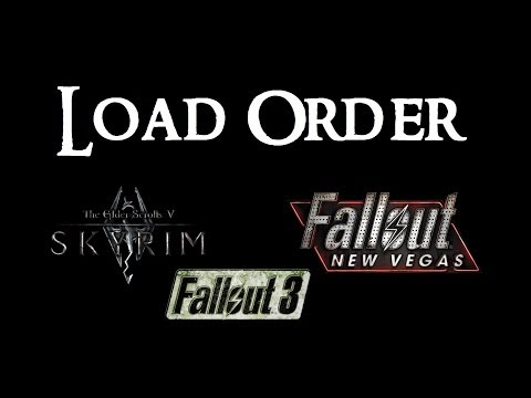 Load Order # 1 - What is it?