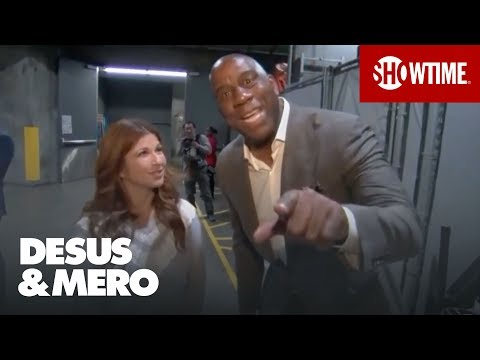 Magic Johnson Quits The Lakers & LeBron Before NBA Playoffs  DESUS & MERO  SHOWTIME