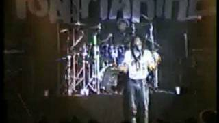 "Bad Brains - ""I and I Survive"" Live Paris 11/24/89 @ Montmarrie"