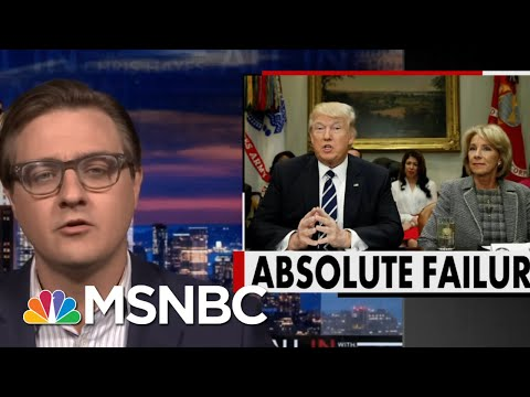 Trump Push To Reopen Schools: The Last Person We Should Trust With Safety Of Kids | All In | MSNBC