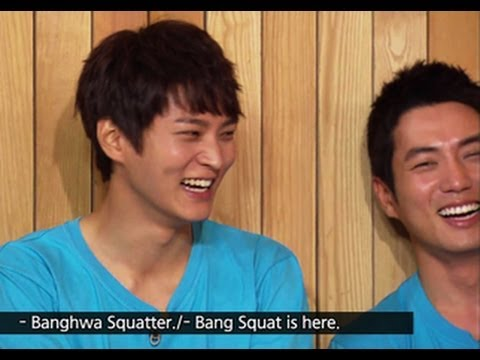 Happy Together  Handsome Guy Special with Joo Won, Ju Sanguk, Kim Youngkwang & more! 2013.08.21