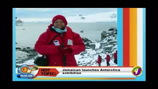 TVJ Hot Topic - Aaah-Inspiring Antarctica