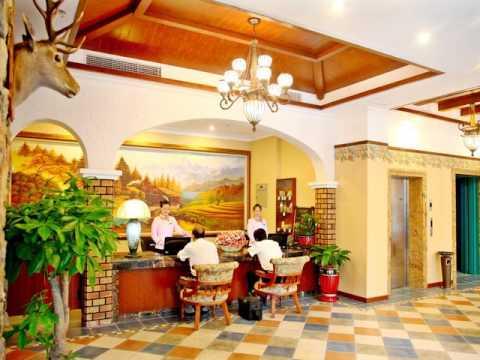Dalian Jincheng Express Hotel - Dalian - China