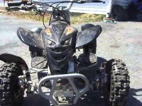 Mini ATV (Pocket Rocket)